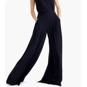 J. Crew Collection wide leg pant NWT